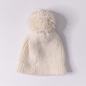 ❗️3/$15 - Old Navy Knit Pom Beanie Hat